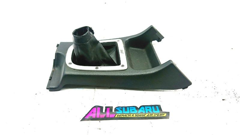 Рамка кулисы Subaru Impreza Wrx Sti GDB EJ207 2000 (б/у)