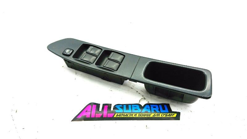 Блок управления стеклоподъемниками Subaru Impreza Wrx Sti GDB EJ207 2000 передний правый (б/у)