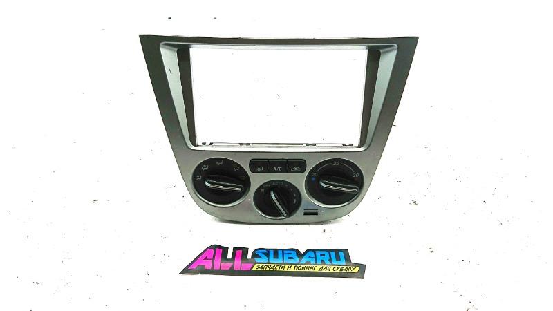 Рамка климата, климат контроль Subaru Impreza Wrx Sti GDB EJ207 2000 (б/у)