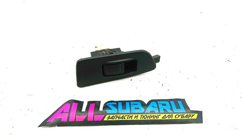 Блок управления стеклоподъемниками Subaru Impreza Wrx Sti GDB EJ207 2000 задний левый (б/у)