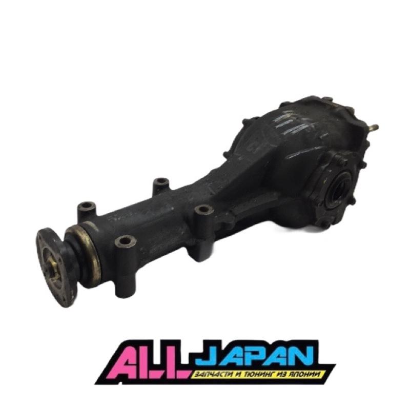 Редуктор, дифференциал Subaru Impreza Wrx GGA 2000 задний (б/у)