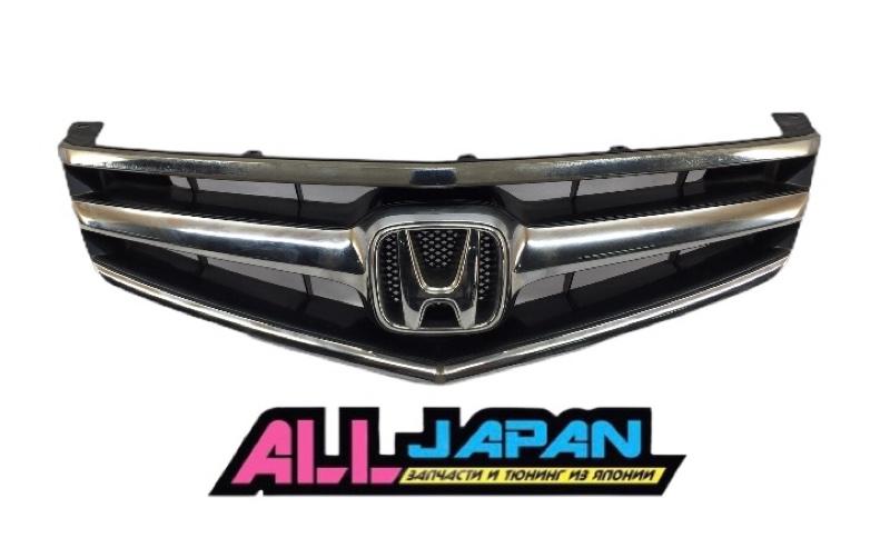 Решётка радиатора Honda Accord 7 CL7 2005 передняя (б/у)
