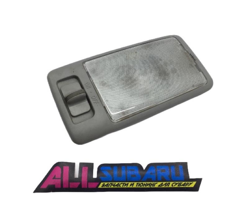 Плафон, подсветка салона Subaru Impreza Wrx Sti GDB EJ207 2000 (б/у)