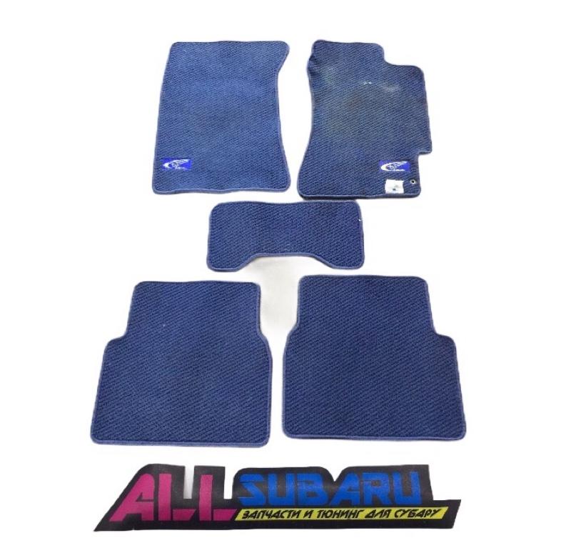 Коврики салона Subaru Impreza Wrx GD EJ205 2003 (б/у)
