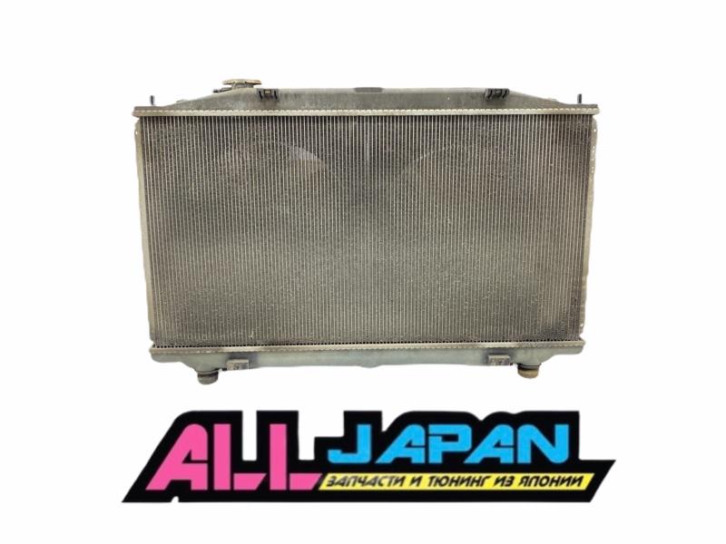 Радиатор охлаждения двигателя Honda Accord 8 CU2 2008 передний (б/у)