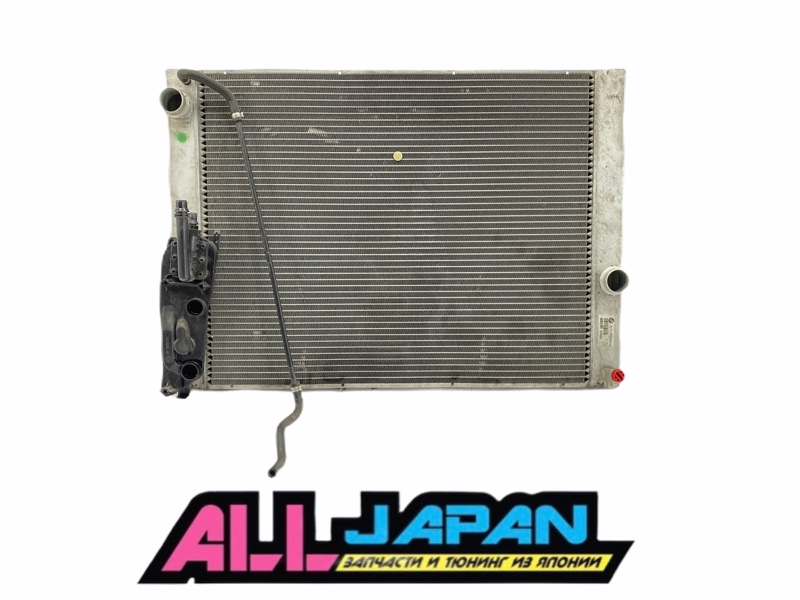 Радиатор охлаждения двигателя Bmw 5-Series E60 2003 (б/у)