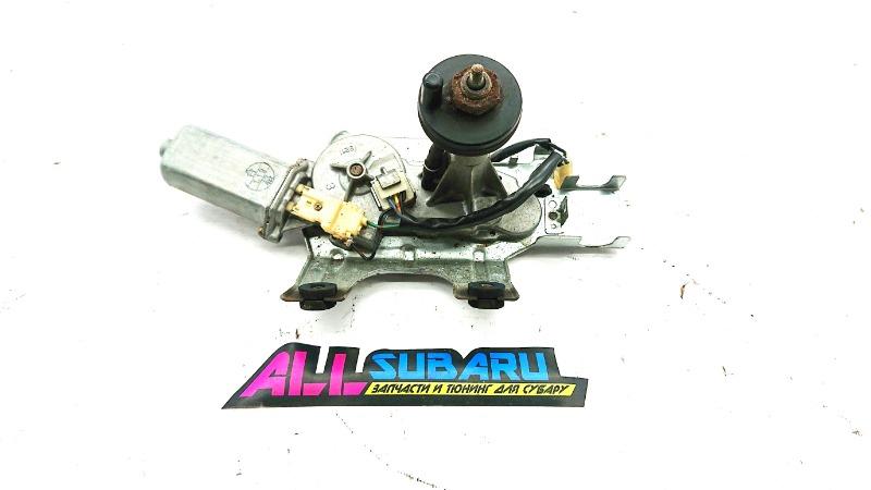 Моторчик заднего дворника Subaru Impreza Wrx Sti GDB EJ207 2000 (б/у)