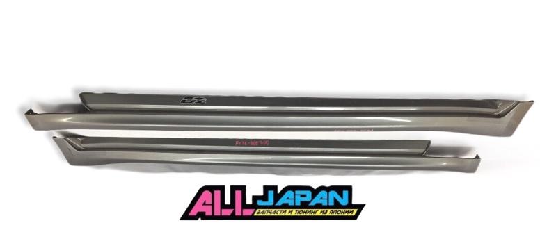 Порог, накладка Nissan Skyline KV36 2006 (б/у)