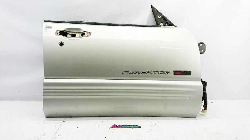 Дверь передняя правая Subaru Forester SF5 EJ205 1996 передняя правая (б/у)