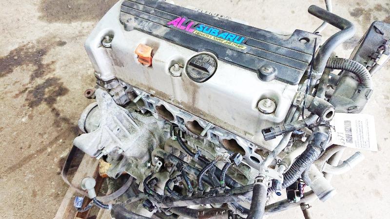 Двигатель Honda Accord 8 CU2 К24А 2008 (б/у)