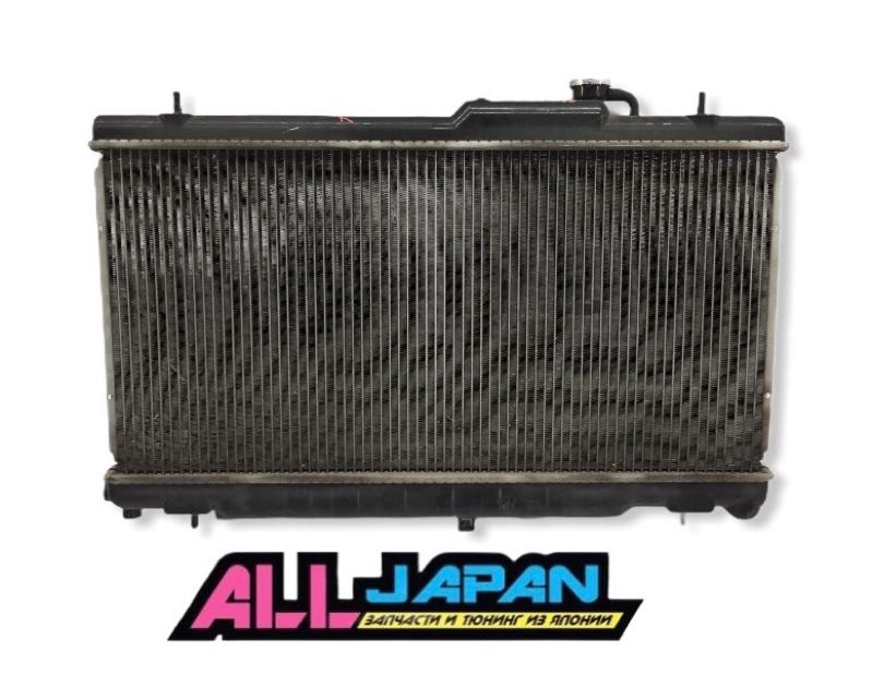 Радиатор охлаждения двигателя Subaru Legacy BH5 1998 (б/у)