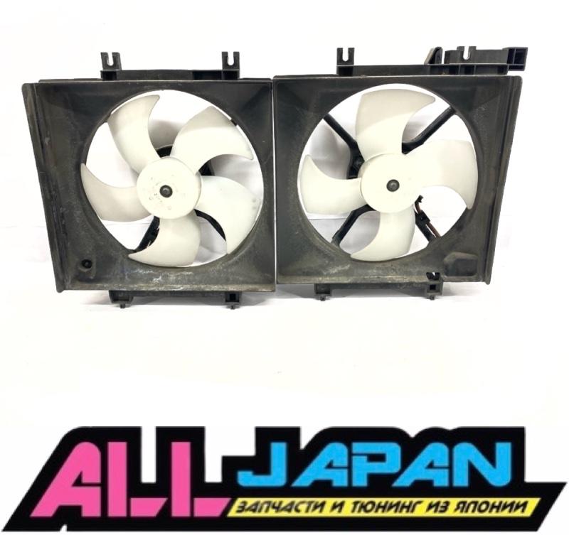 Вентилятор охлаждения двигателя Subaru Legacy BM 2009 (б/у)