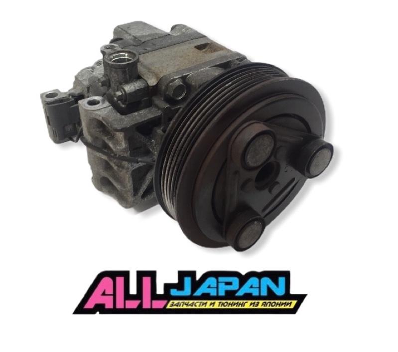 Компрессор кондиционера Mazda 3 Mps BK L3VDT 2006 (б/у)