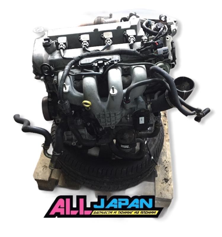 Двигатель Mazda 3 Mps BK L3VDT 2006 (б/у)
