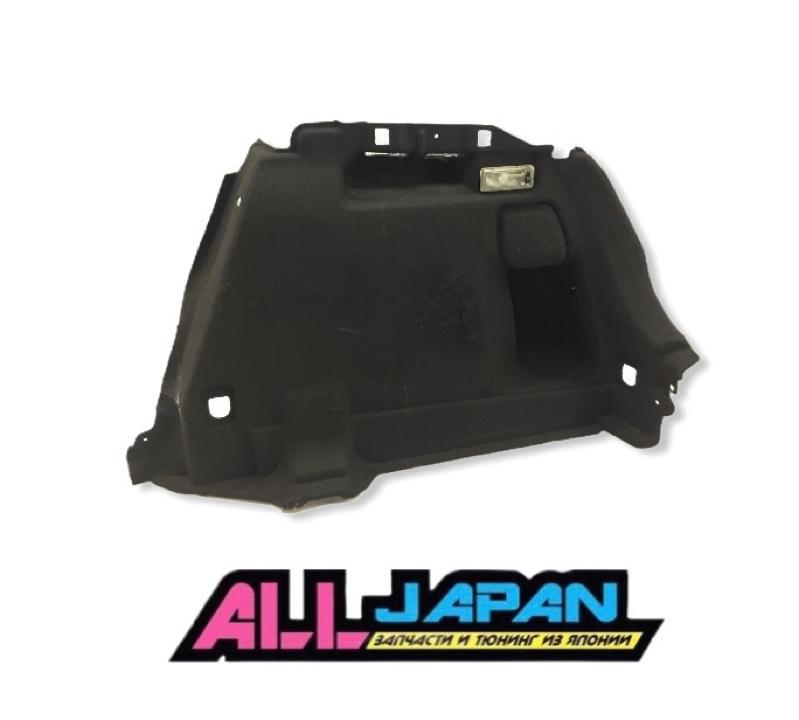 Обшивка багажника Mazda 3 Mps BK L3VDT 2006 задняя правая (б/у)