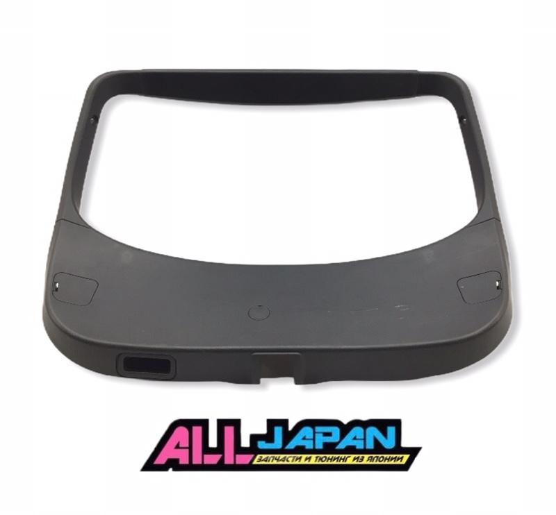 Обшивка багажника Mazda 3 Mps BK L3VDT 2006 (б/у)