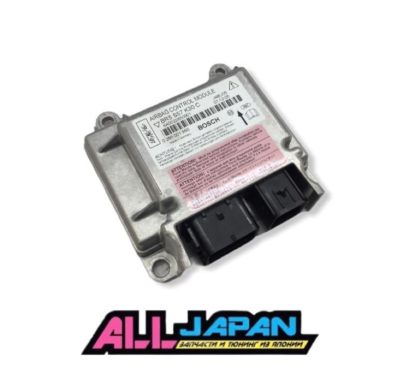 Блок управления airbag, srs Mazda 3 Mps BK L3VDT 2006 (б/у)