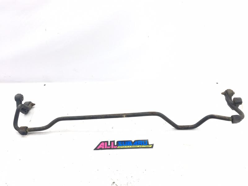 Стабилизатор задний Subaru Impreza Wrx Sti GDB EJ207 2000 (б/у)