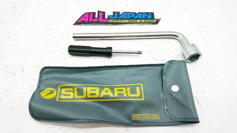 Набор инструмента оригинальный subaru Subaru Forester SF5 EJ205 2000 (б/у)