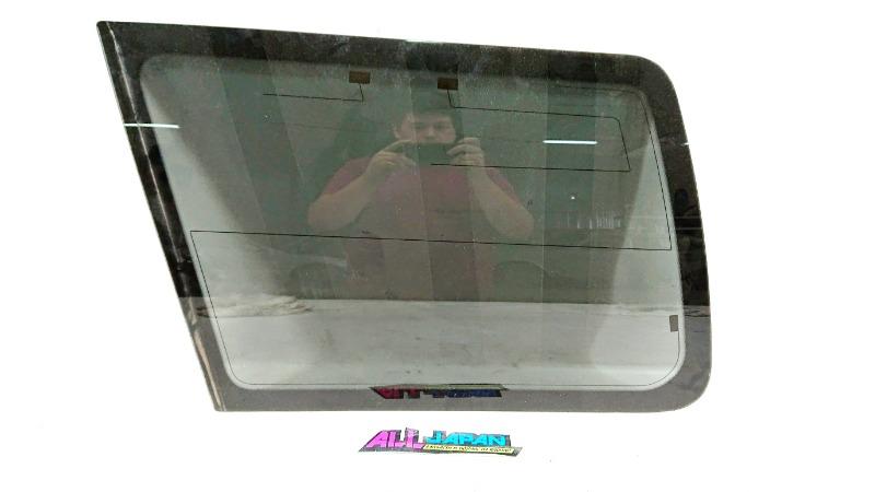 Стекло собачника, форточка Subaru Forester SF5 EJ205 2000 левое (б/у)