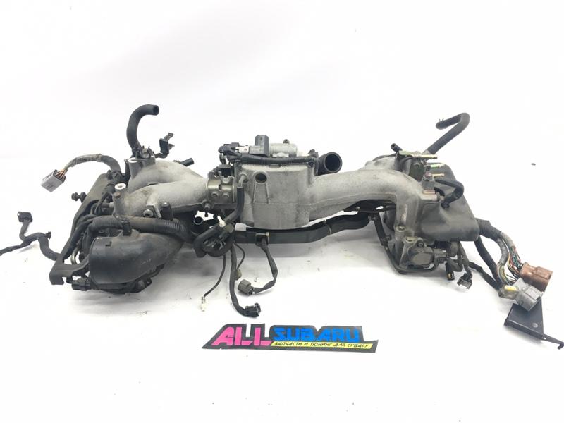 Впускной коллектор Subaru Impreza Wrx GD EJ205 2003 (б/у)