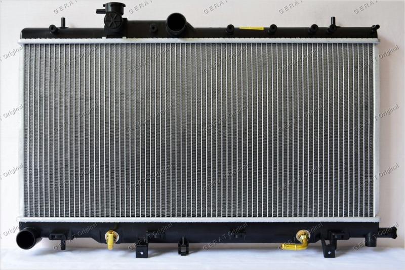 Радиатор охлаждения двигателя Subaru Impreza Wrx Sti GD 2000