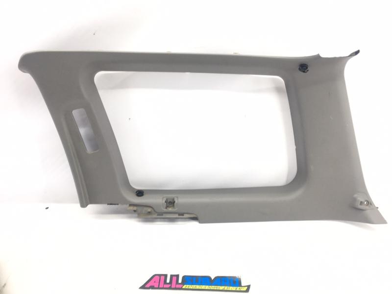Обшивка багажника Subaru Forester SF EJ205 1996 задняя правая (б/у)