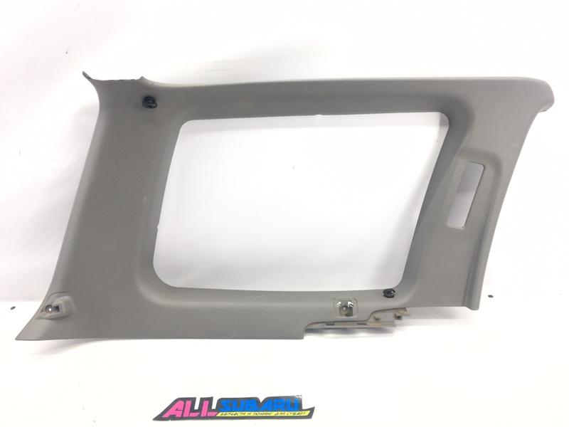 Обшивка багажника Subaru Forester SF EJ205 1996 задняя левая (б/у)