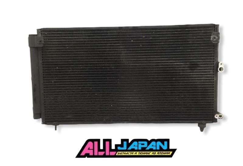Радиатор кондиционера Toyota Altezza SXE10 3S-GE 1998 передний (б/у)