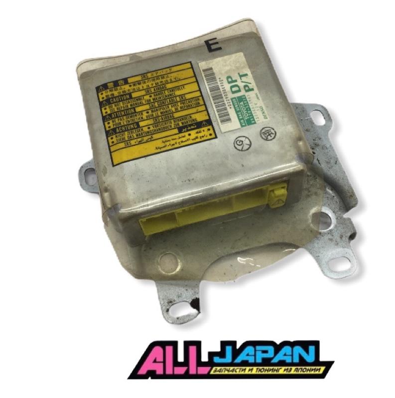 Блок управления airbag, srs Toyota Altezza SXE10 3S-GE 1998 (б/у)