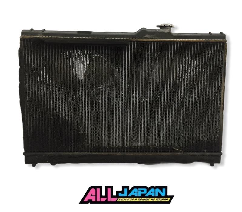 Радиатор охлаждения двигателя Toyota Altezza SXE10 3S-GE 1998 (б/у)
