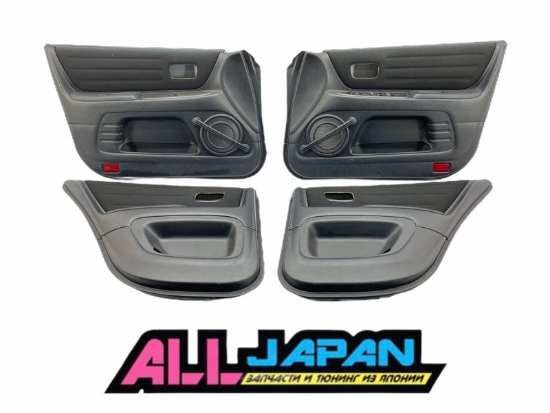 Обшивка двери, дверные карты Toyota Altezza SXE10 3S-GE 1998 (б/у)