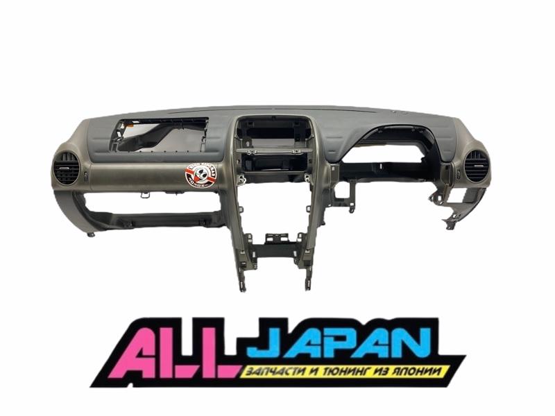 Торпедо Toyota Altezza SXE10 3S-GE 1998 переднее (б/у)