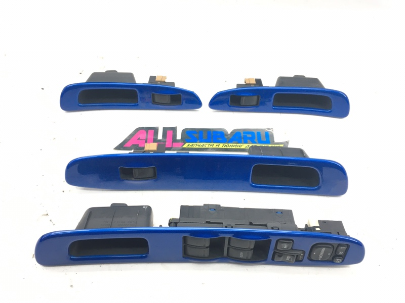 Блок управления стеклоподъемниками Subaru Impreza Wrx Sti GDB EJ207 2003 (б/у)
