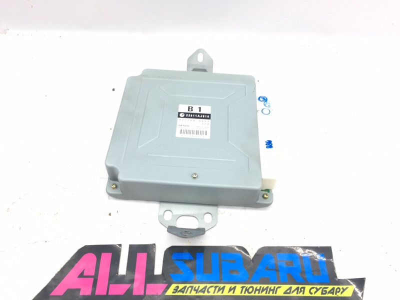Блок управления двигателя, мозг Subaru Impreza Wrx Sti GDB EJ207 2003 (б/у)