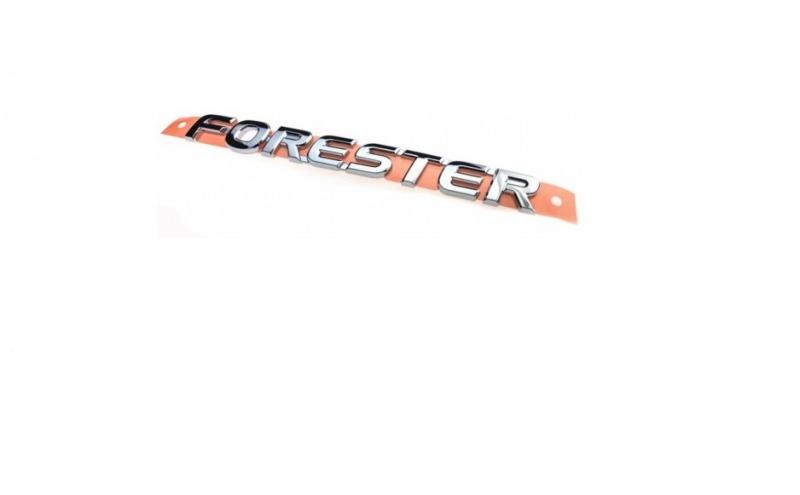 Эмблема, шильдик Subaru Forester SG