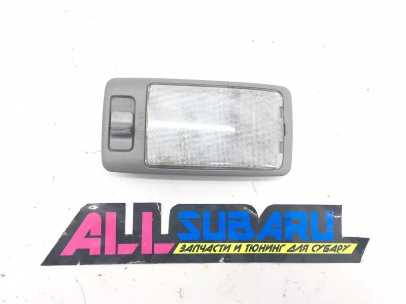 Плафон, подсветка салона Subaru Impreza Wrx Sti GDB EJ207 2003 (б/у)
