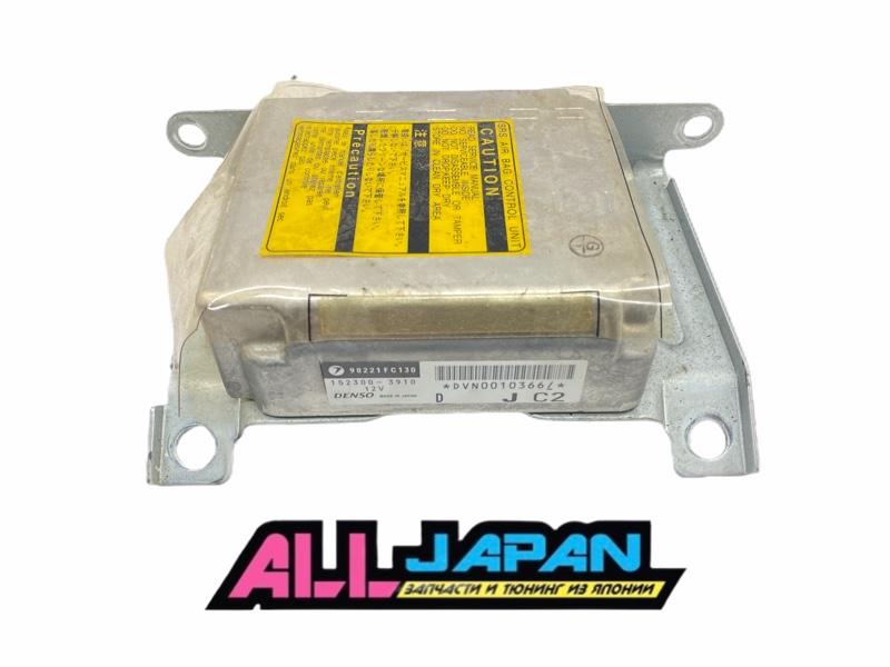 Блок управления airbag, srs Subaru Forester SF5 EJ205 2000 (б/у)