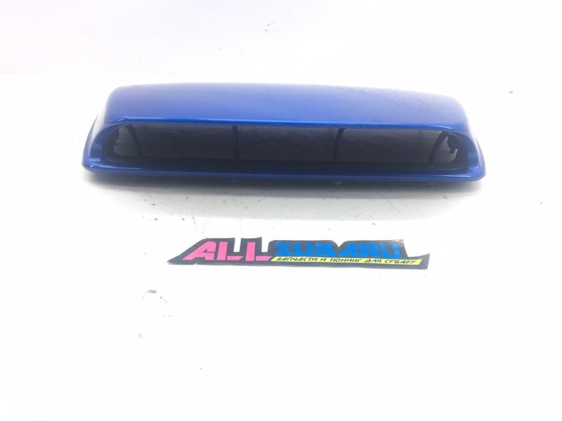 Воздухозаборник, ноздря Subaru Impreza Wrx Sti GDB EJ207 2003 (б/у)
