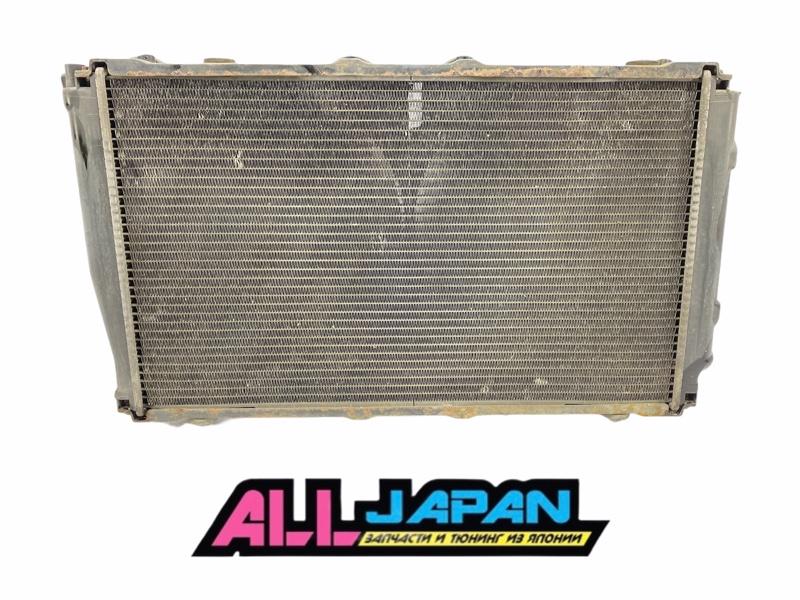 Радиатор охлаждения двигателя Subaru Impreza Wrx GF8 EJ20G 1997 (б/у)