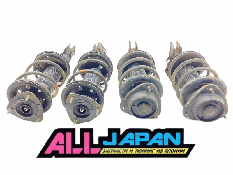 Амортизаторы, стойки комплект Subaru Impreza Wrx GF8 EJ20G 1997 (б/у)