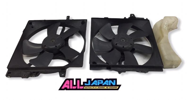 Вентилятор охлаждения двигателя Subaru Forester SF5 EJ205 2000 (б/у)