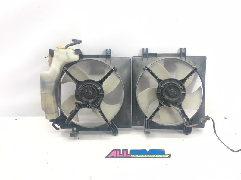 Вентилятор охлаждения двигателя Subaru Legacy BM EJ20 2009 (б/у)