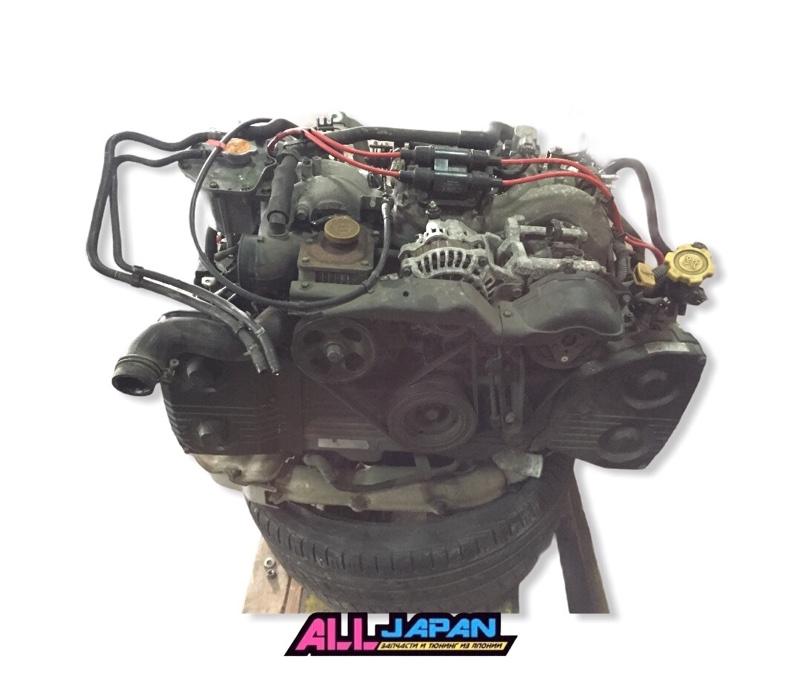 Двигатель Subaru Impreza Wrx GF8 EJ20G 1997 (б/у)