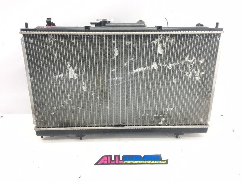 Радиатор охлаждения двигателя Mitsubishi Legnum EC5W 1996 передний (б/у)