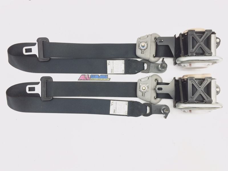 Ремень безопасности Subaru Impreza Wrx Sti GDB EJ207 2003 передний (б/у)