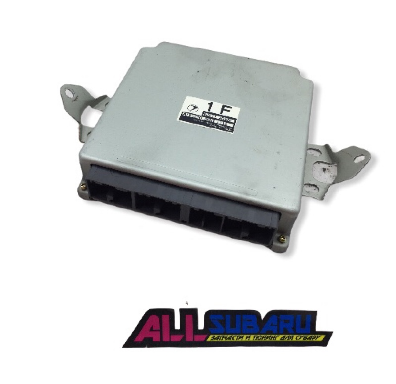 Блок управления двигателя, мозг Subaru Forester SF5 EJ205 2000 (б/у)