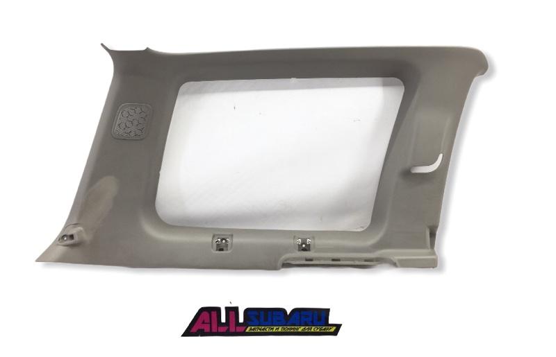 Обшивка багажника Subaru Forester SF5 EJ205 2000 задняя левая (б/у)