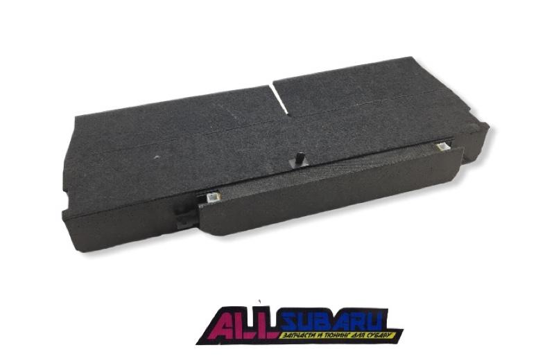 Обшивка багажника Subaru Forester SF5 EJ205 2000 задняя (б/у)