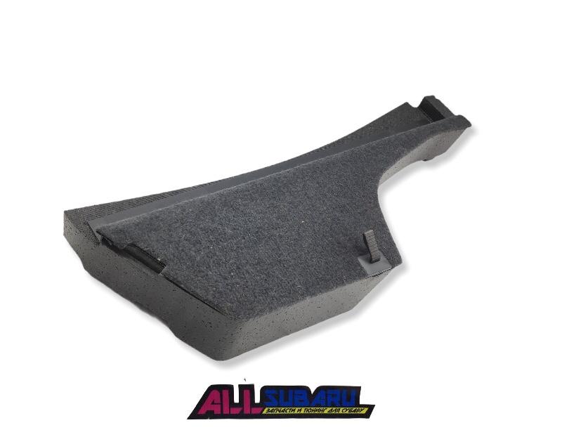 Обшивка багажника Subaru Forester SF5 EJ205 2000 задняя правая (б/у)